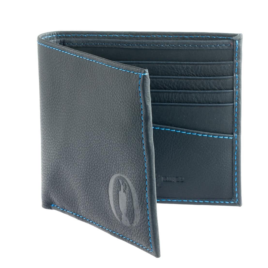 The Open Links & Kings Wallet - Blue