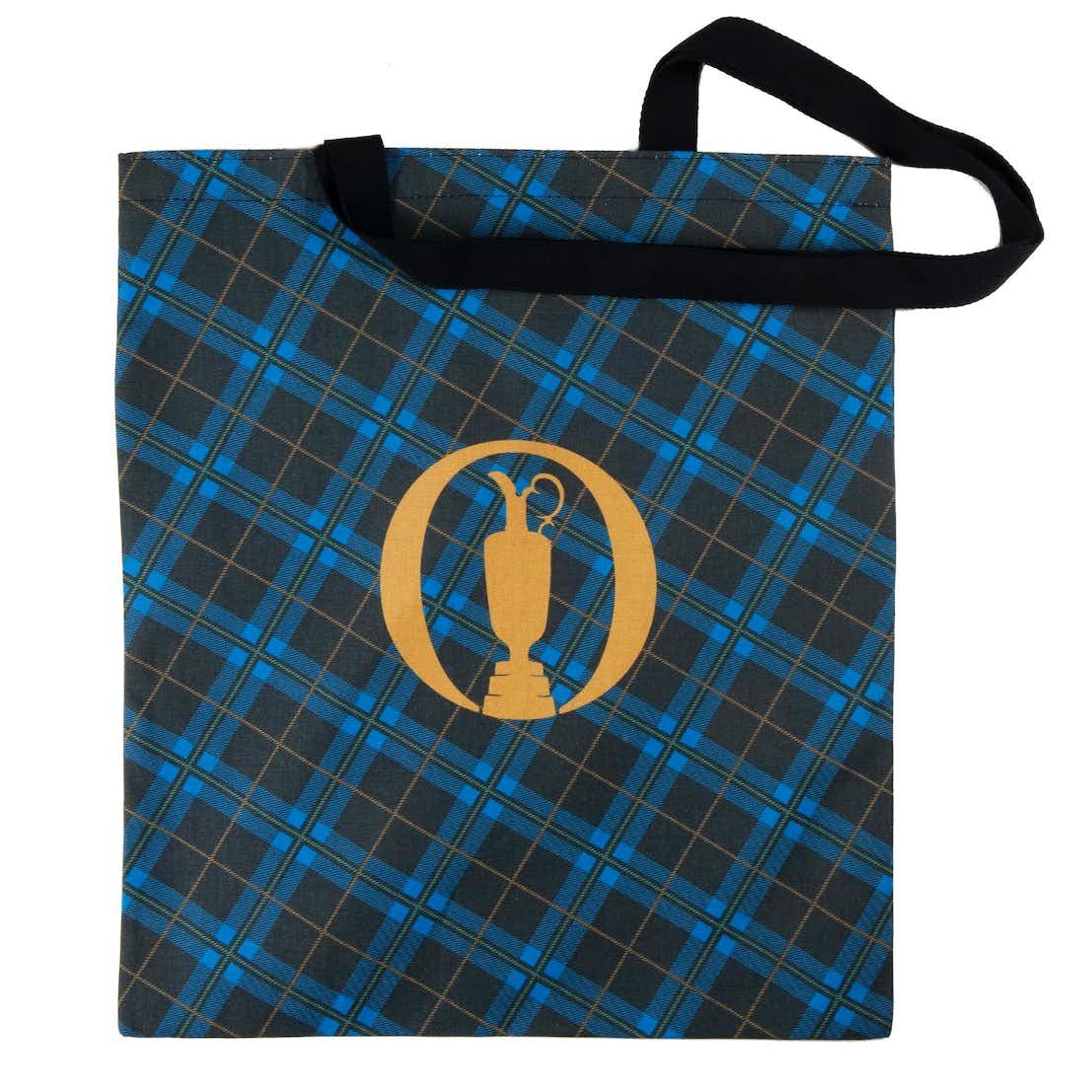 Tartan Collection Canvas Shopper Bag - Tartan