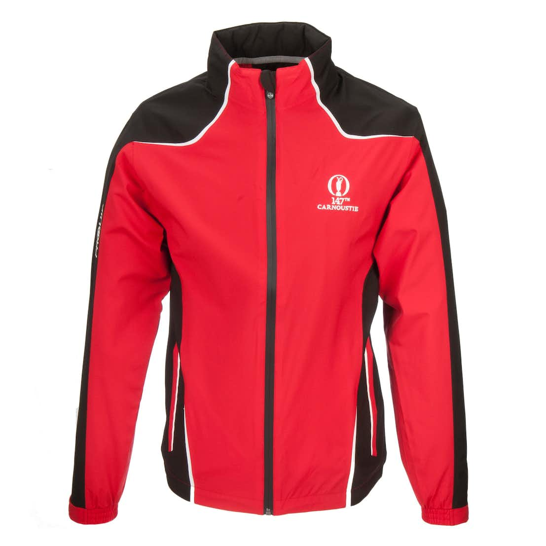147th Carnoustie ProQuip Jacket - Red
