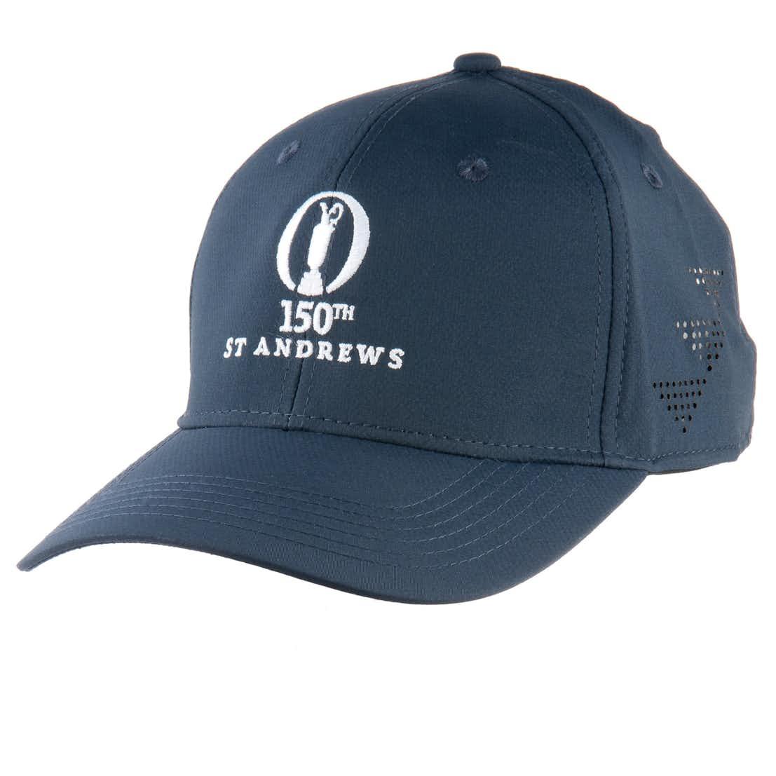 150th St Andrews Baseball Cap - Blue