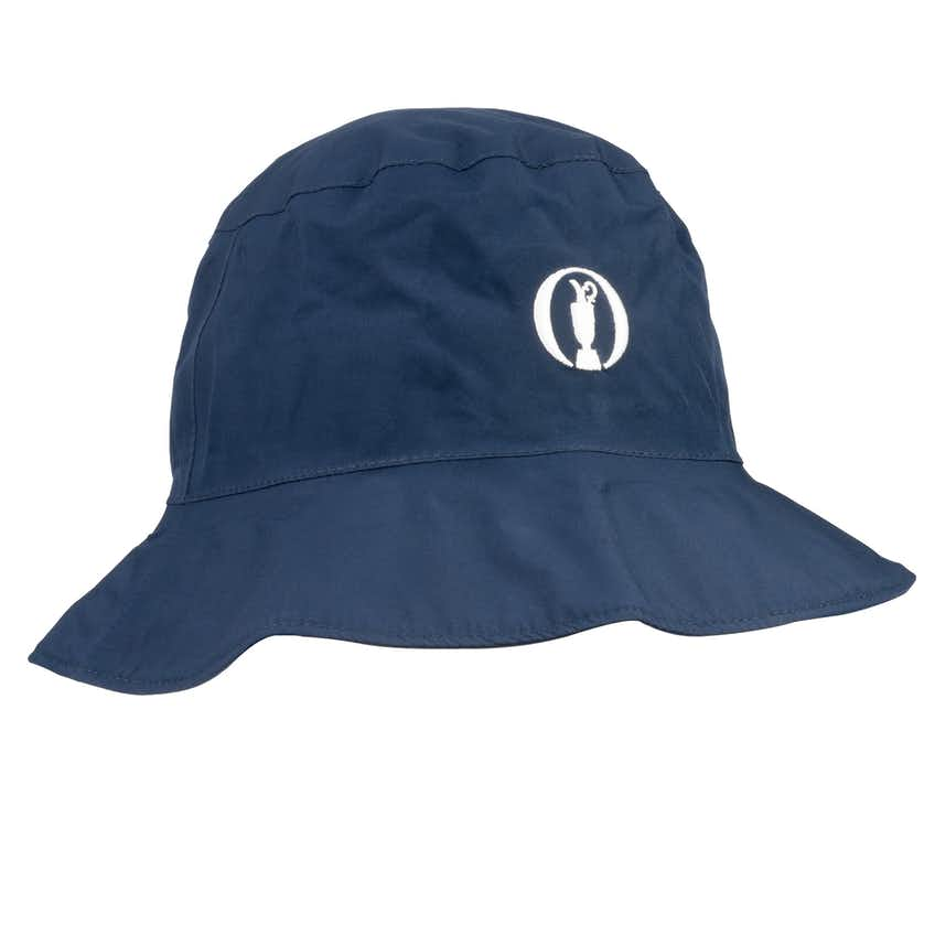 The Open Bucket Hat - Blue