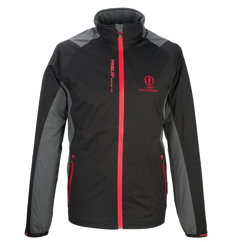 149th Royal St George's ProQuip Jacket - Black