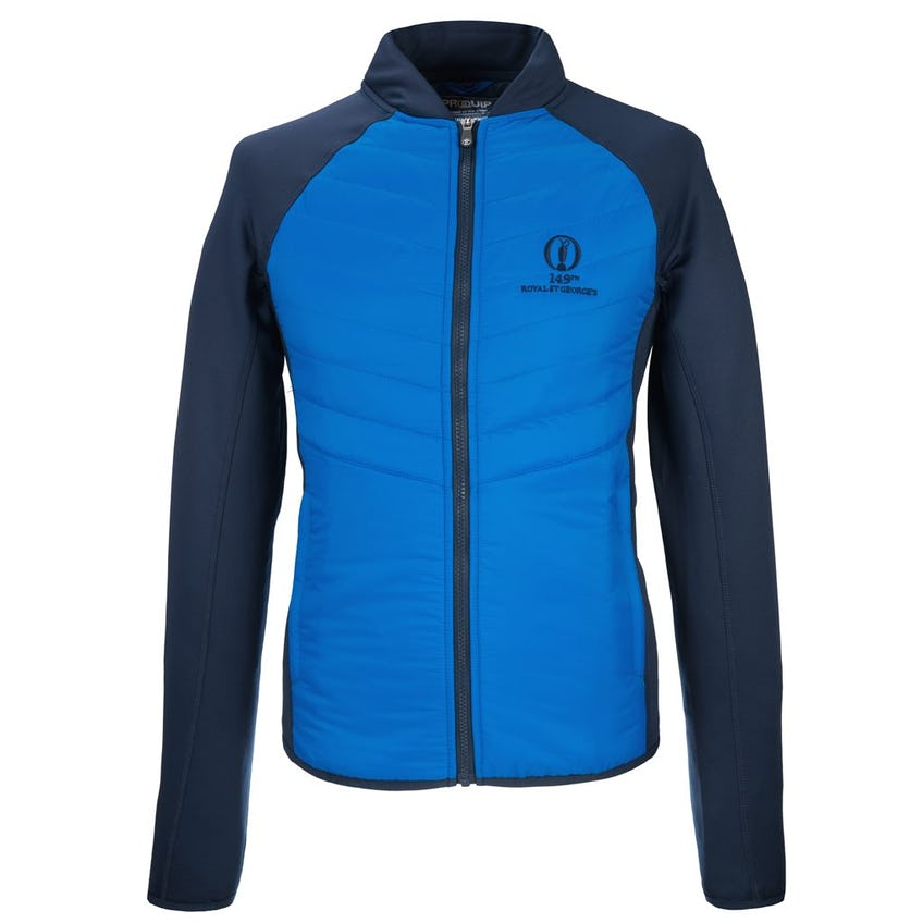 149th Royal St George's ProQuip Jacket - Blue 0