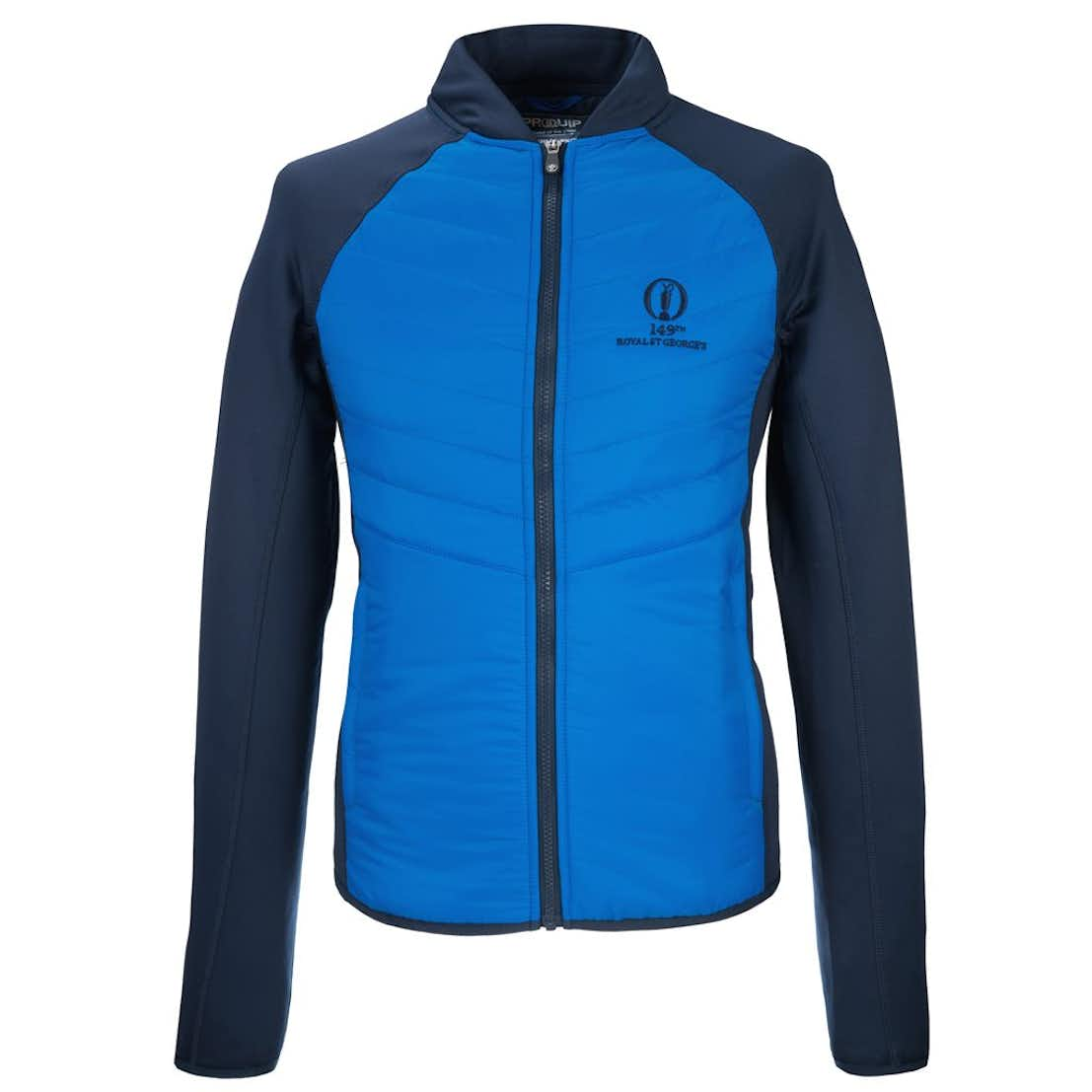 149th Royal St George's ProQuip Jacket - Blue