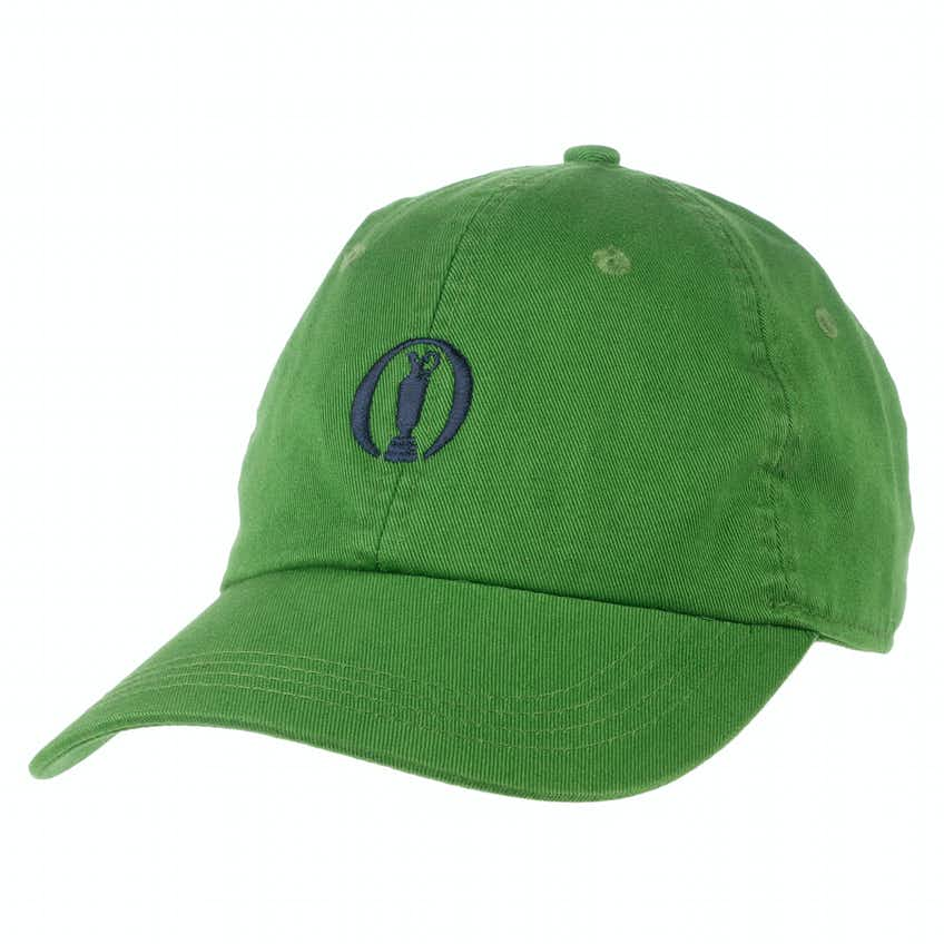 The Open Baseball Cap - Green