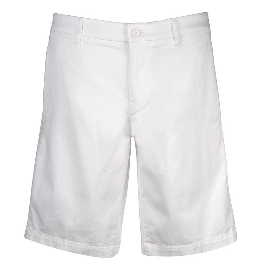 The Open BOSS Slim-Fit Shorts - White 0