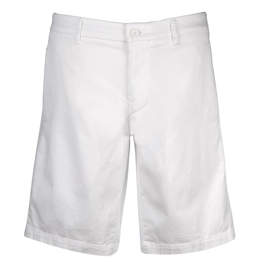 The Open BOSS Slim-Fit Shorts - White