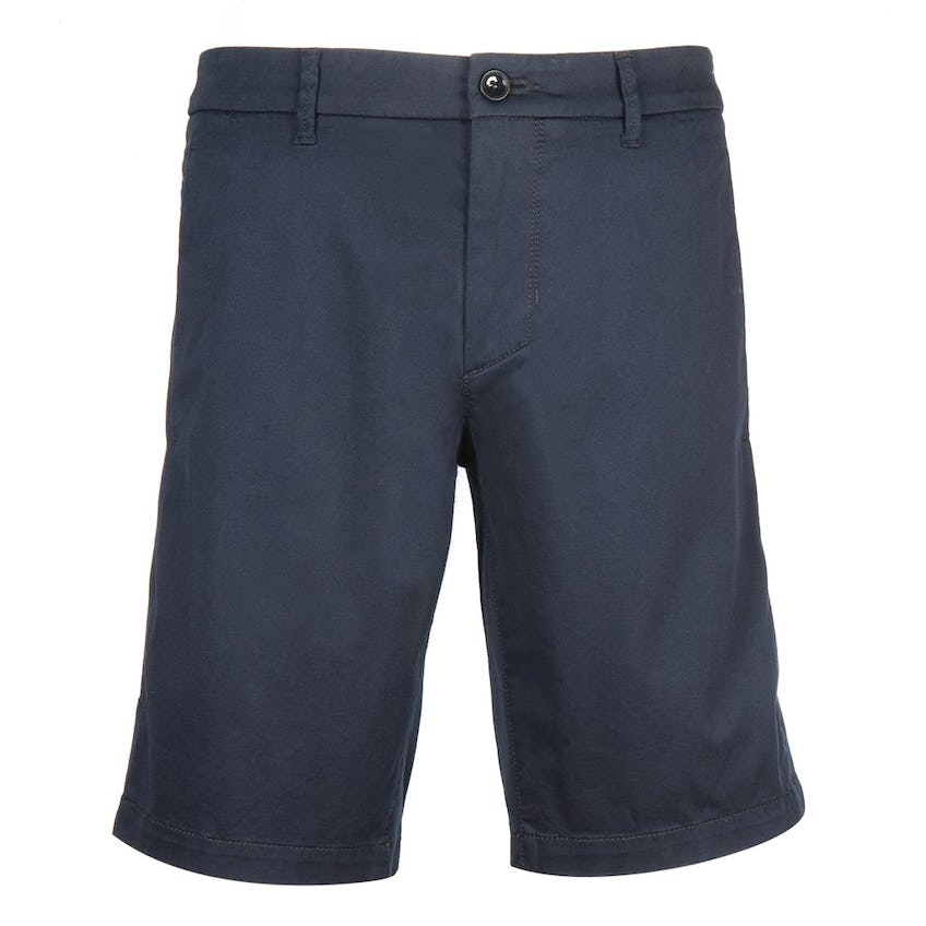 The Open BOSS Slim-Fit Shorts - Blue 0