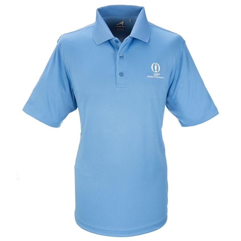 149th Royal St George's Plain Polo - Blue 0