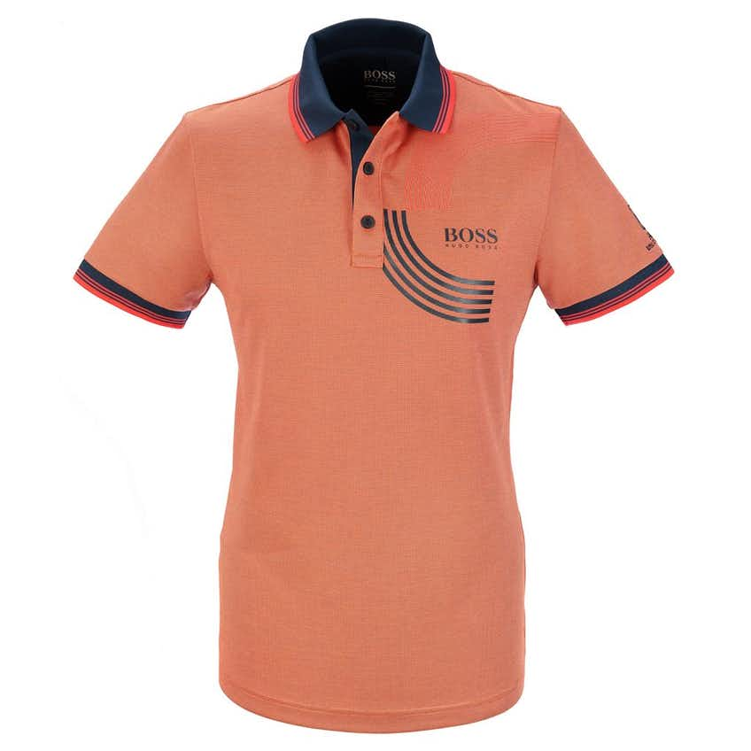 149th Royal St George's BOSS Plain Polo - Red