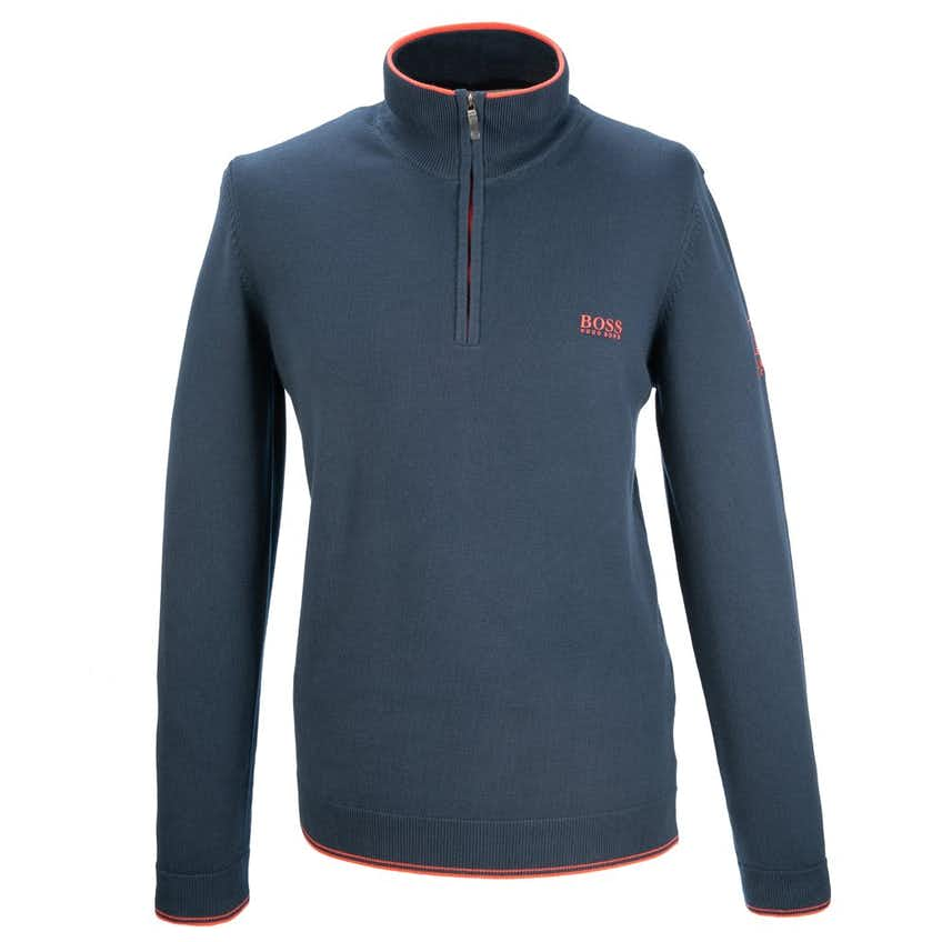 149th Royal St George's BOSS 1/4-Zip Layer - Blue