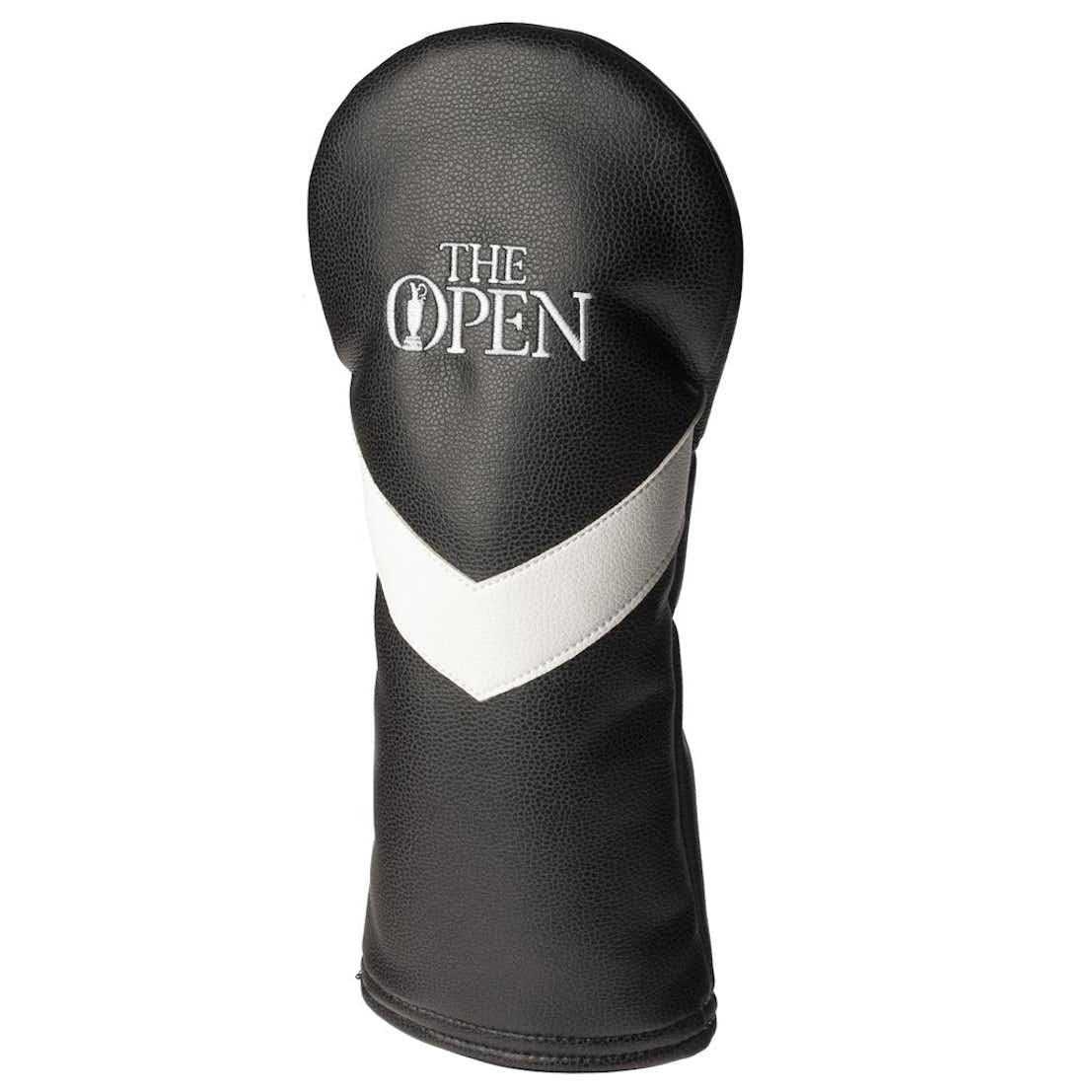 The Open Fairway Cover - Black