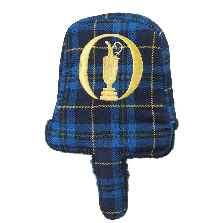 Tartan Collection Mallet Putter Cover - Tartan