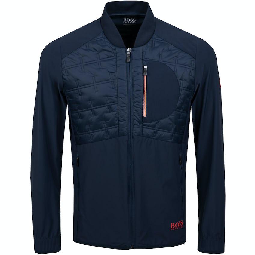 The Open BOSS Full-Zip Jacket - Blue 0