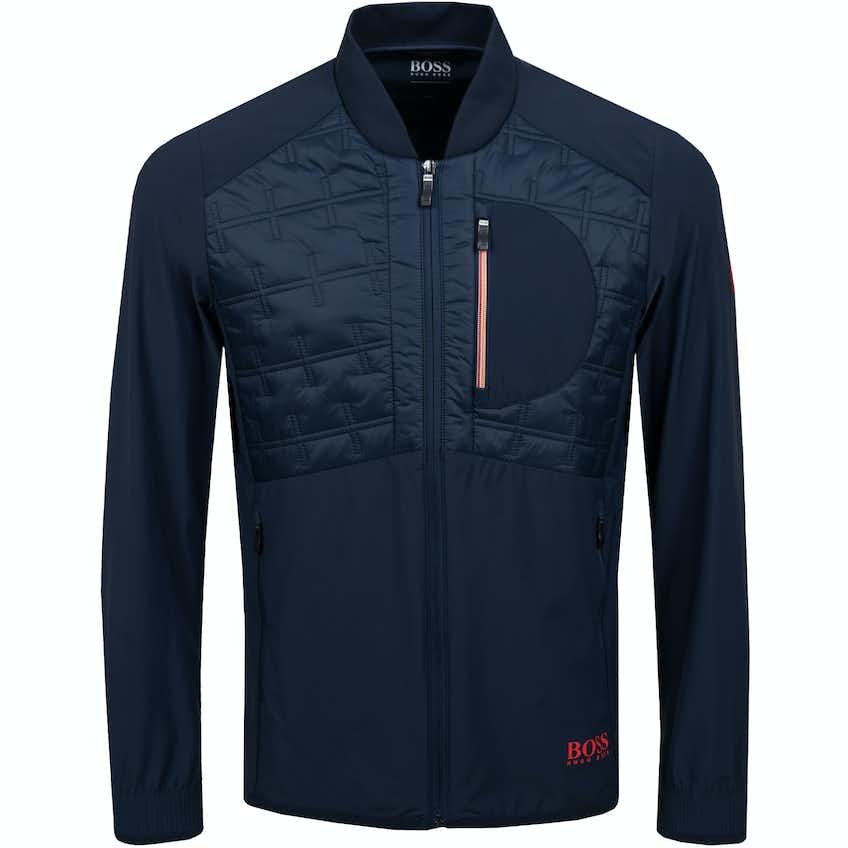 The Open BOSS Full-Zip Jacket - Blue