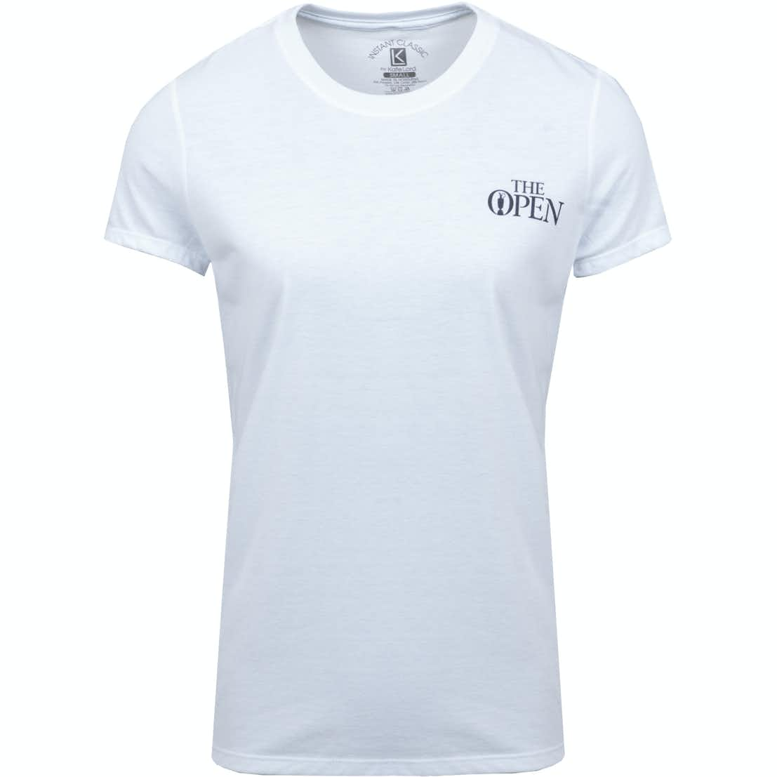 The Open T-Shirt - White