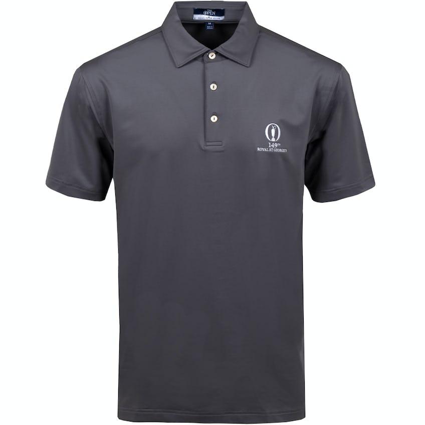 149th Royal St George's Plain Polo Shirt - Grey 0