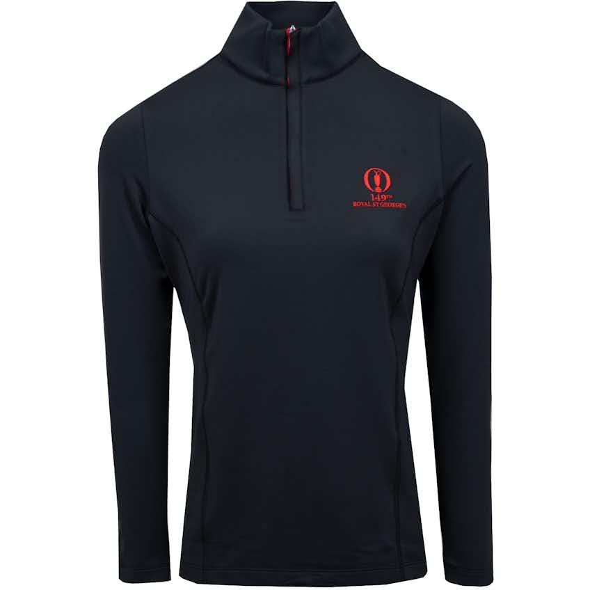 149th Royal St George's 1/4-Zip Sweater - Black