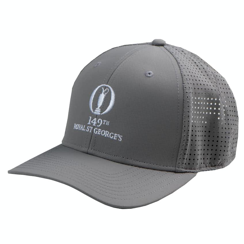 149th Royal St George's Baseball Cap - Grey