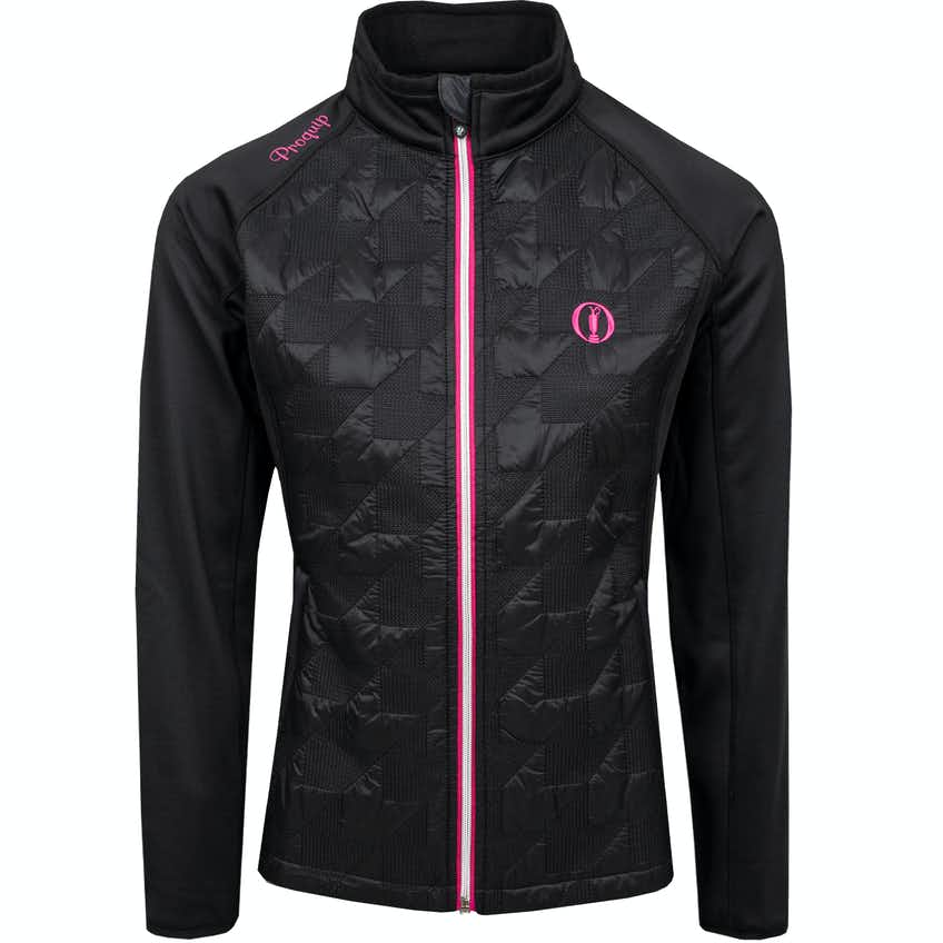 The Open ProQuip Therma Tour Jacket - Black