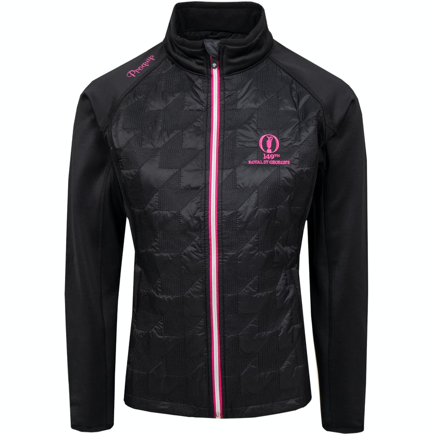 149th Royal St George's Therma Tour Jacket- Black 0