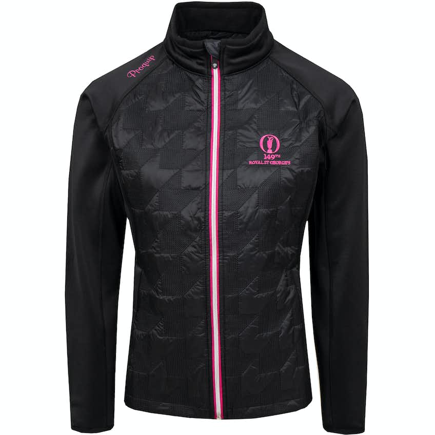 149th Royal St George's Therma Tour Jacket- Black