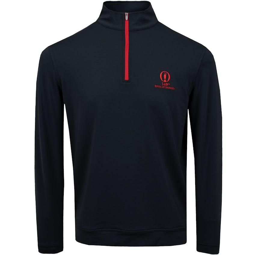 149th Royal St George's 1/4-Zip Sweater - Black 0