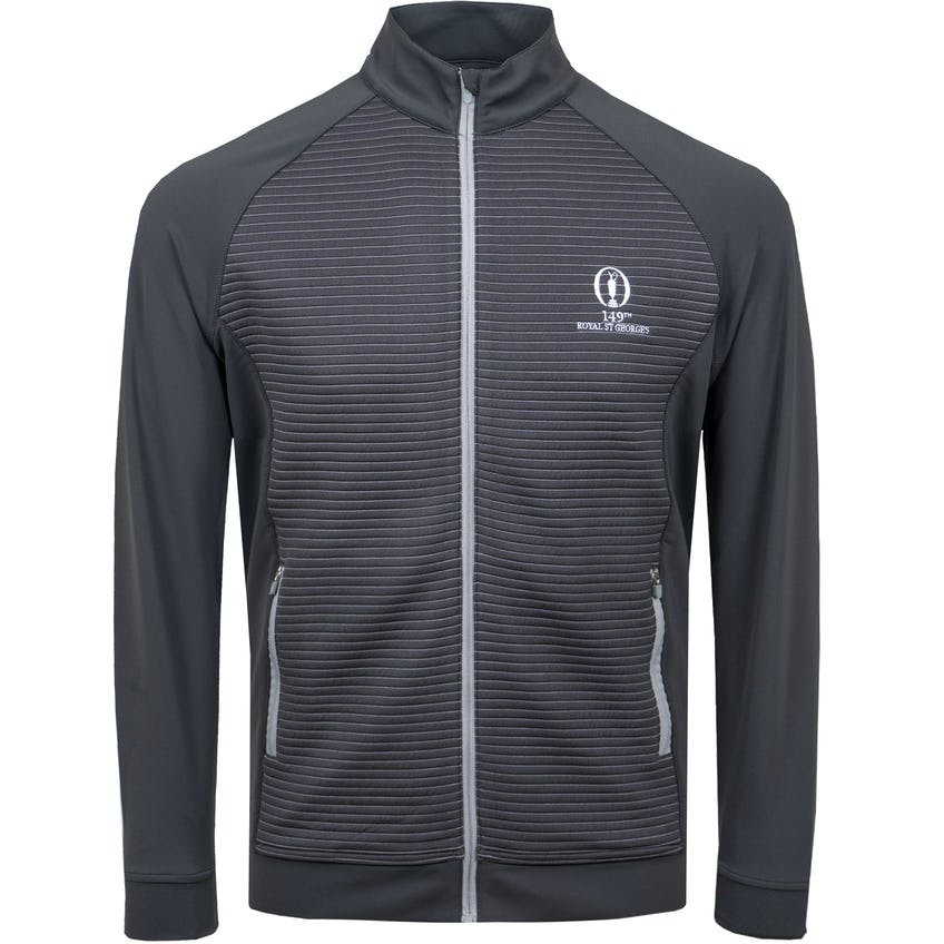 149th Royal St George's Full-Zip Sweater - Grey 0