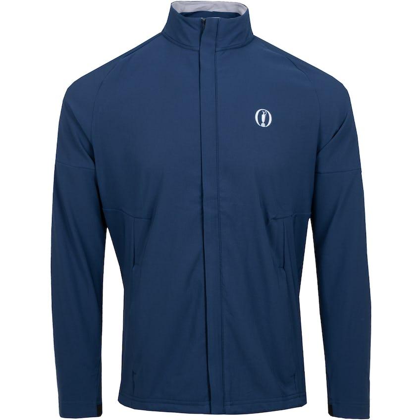The Open adidas Softshell Jacket - Navy