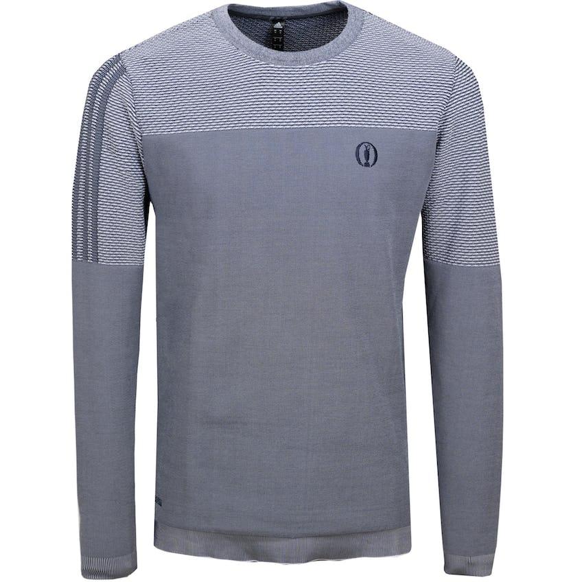 The Open adidas Crew Neck Sweater - Navy 0