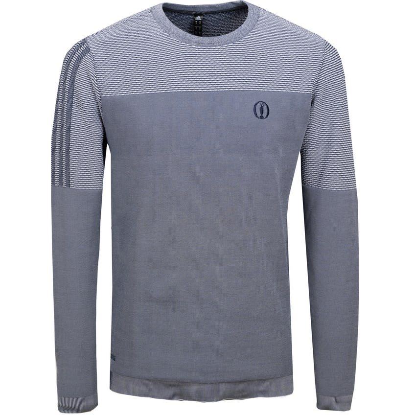The Open adidas Crew Neck Sweater - Navy