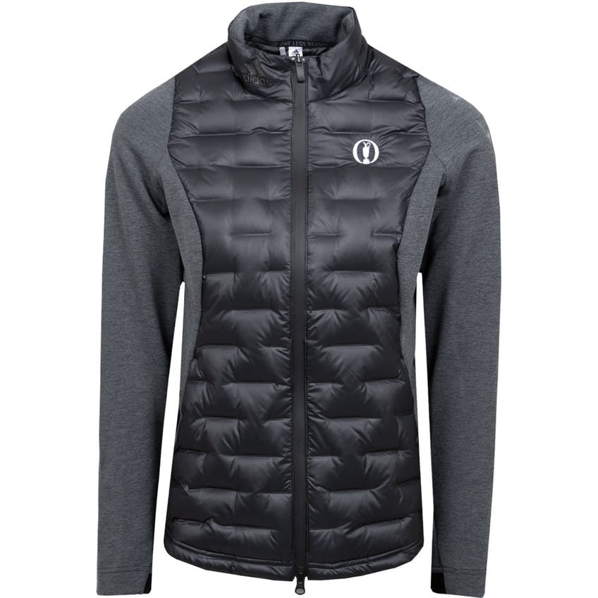 The Open adidas Frost Guard Insulated Jacket - Black and Grey