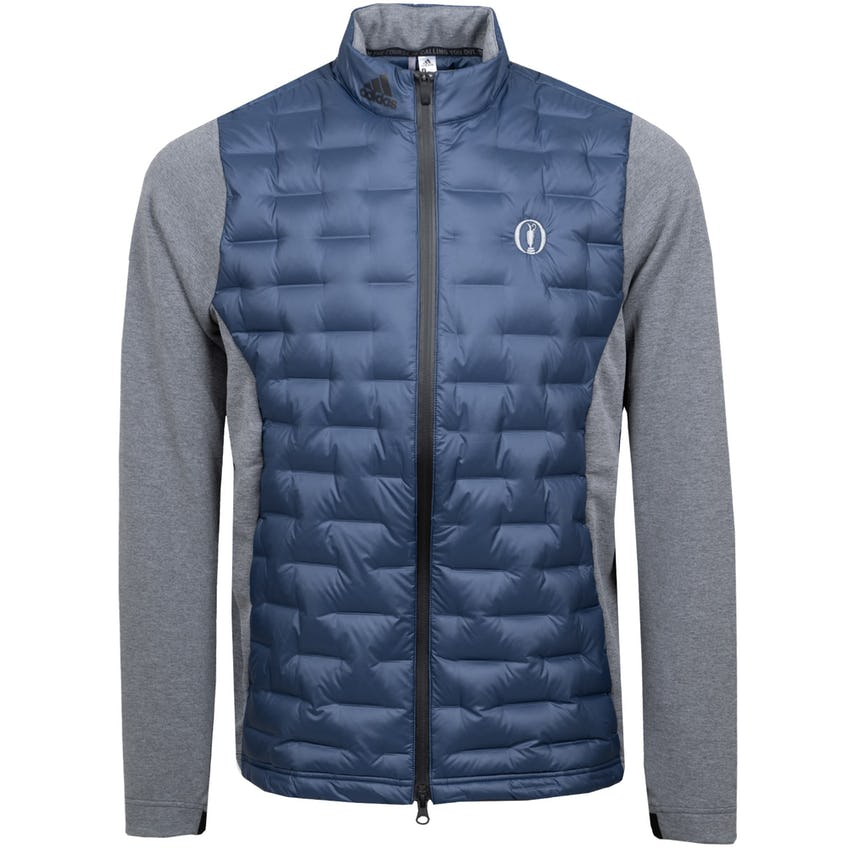 The Open adidas Frost Guard Jacket - Navy and Grey