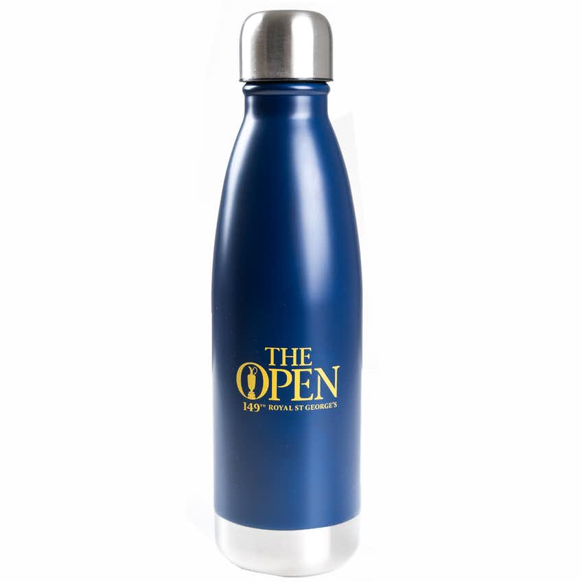 149th Royal St George's 16oz Insulated Water Bottle - Navy