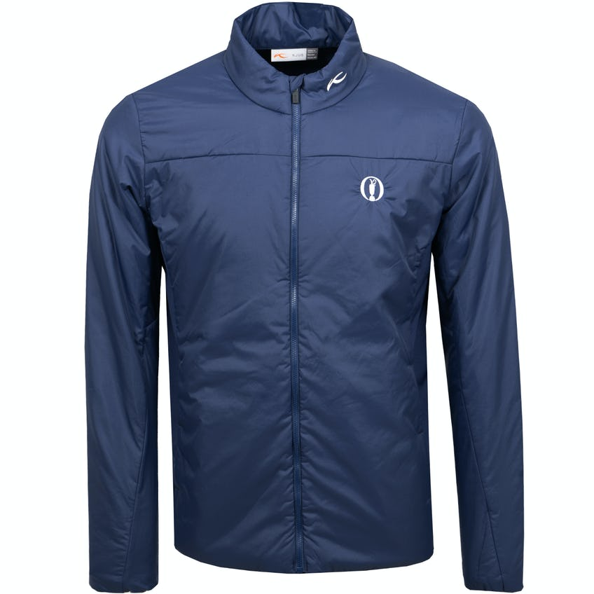 The Open KJUS Full-Zip Jacket - Navy