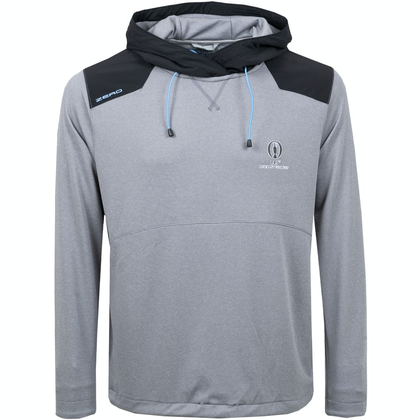 149th Royal St George's Zero Restriction Hoodie - Grey