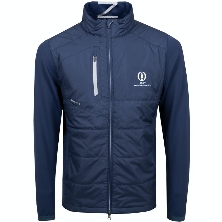 149th Royal St George's Zero Restriction Windproof Jacket - Navy 0