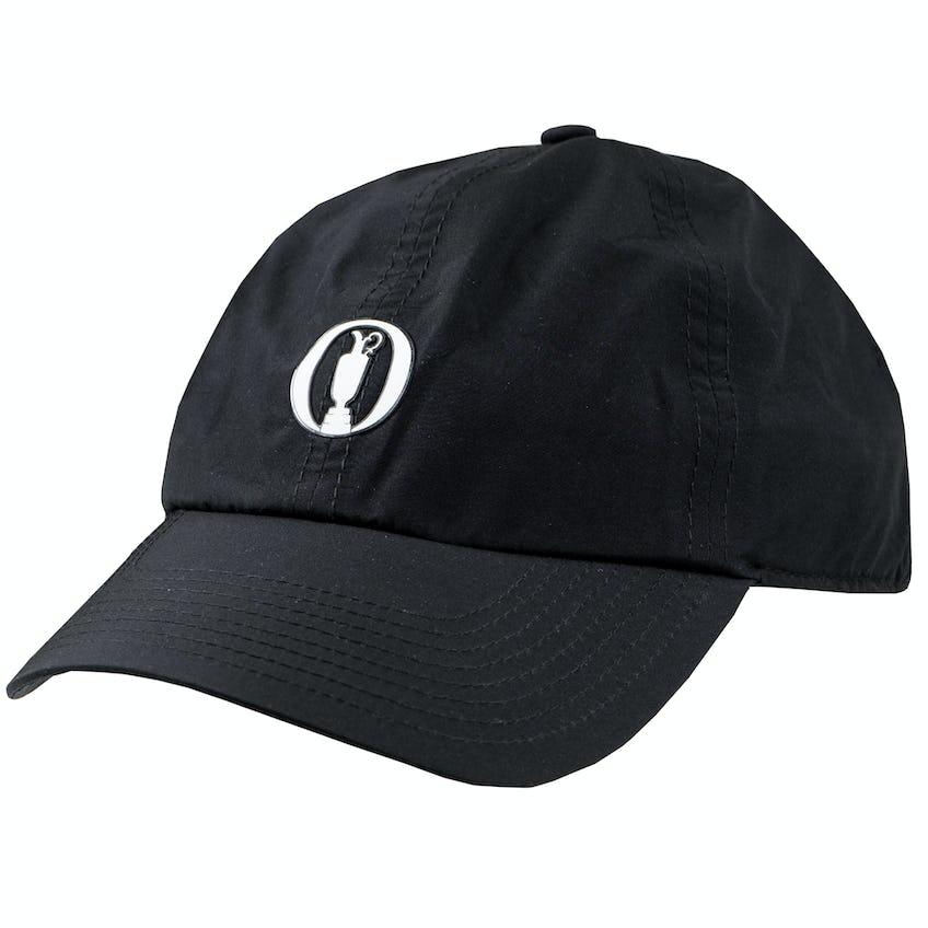 The Open Zero Restriction Waterproof Baseball Cap - Black 0