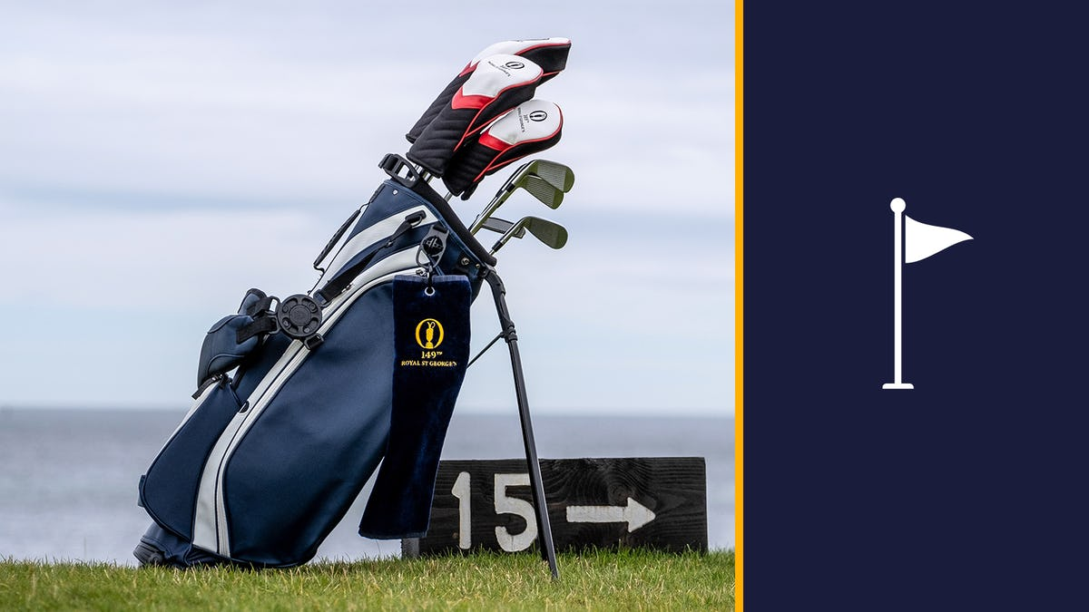 149th Royal St George's - Headcovers