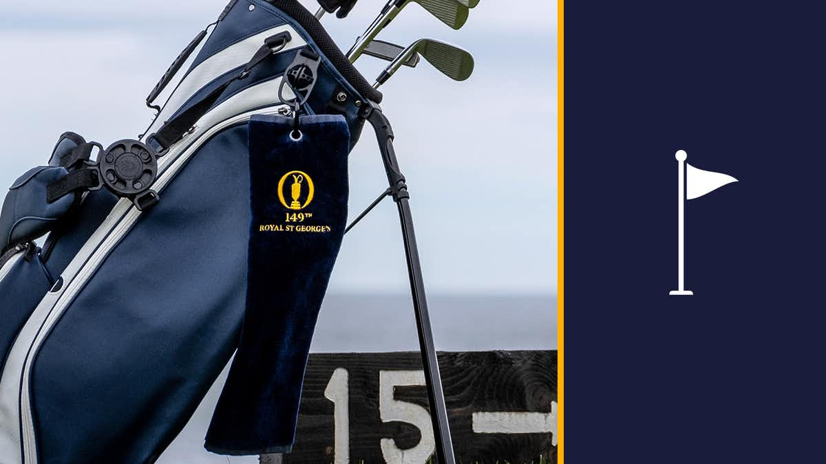 149th Royal St George's - Towels
