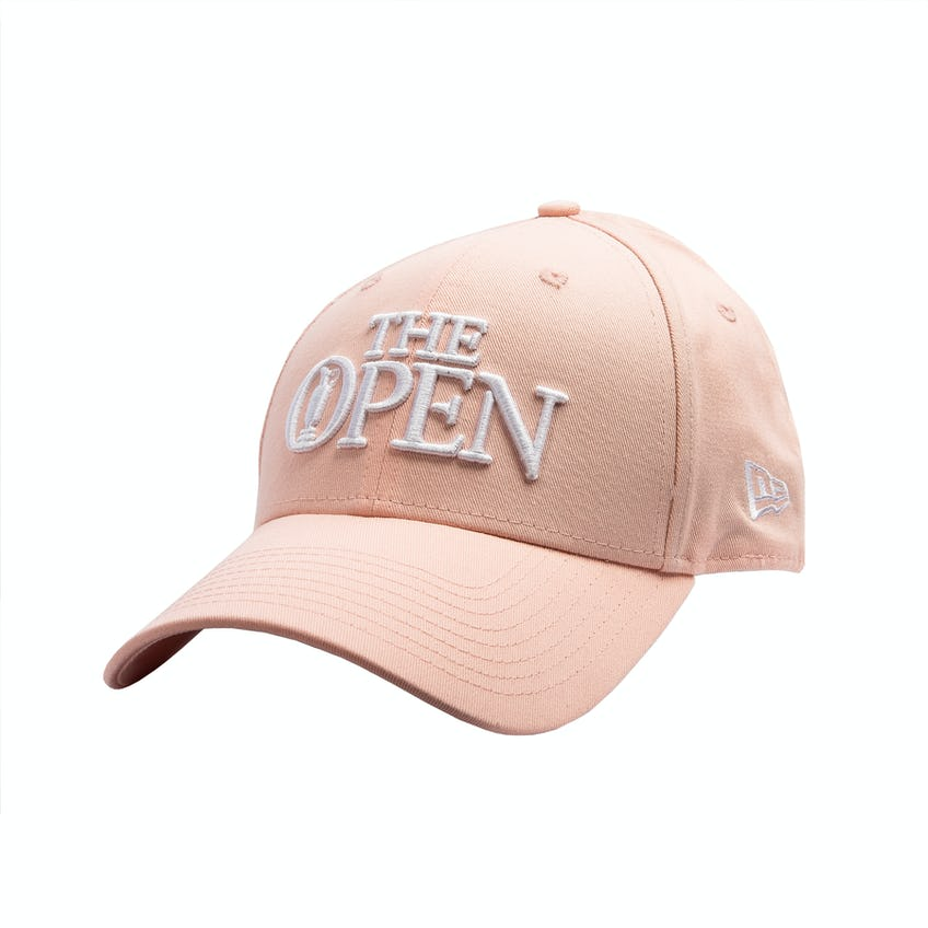 The Open New Era Baseball Cap - Pink 0