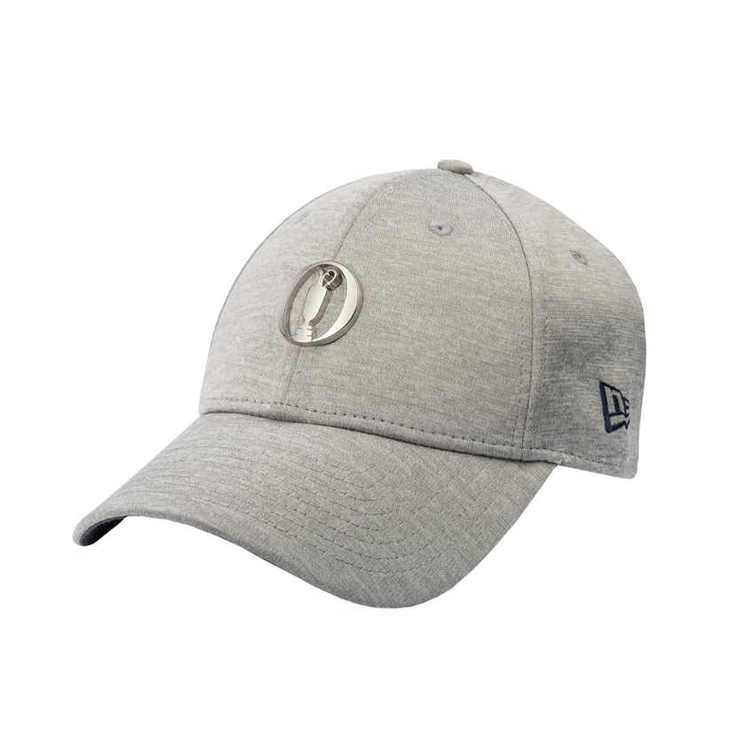 The Open New Era Baseball Cap - Grey