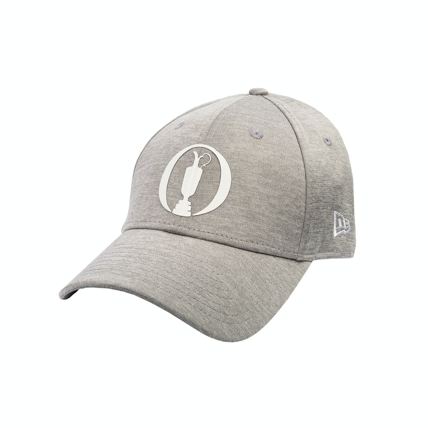 The Open New Era Baseball Cap - Grey