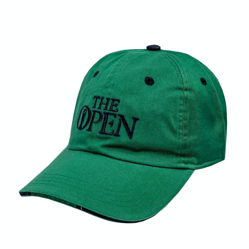 148th Royal Portrush Baseball Cap - Green