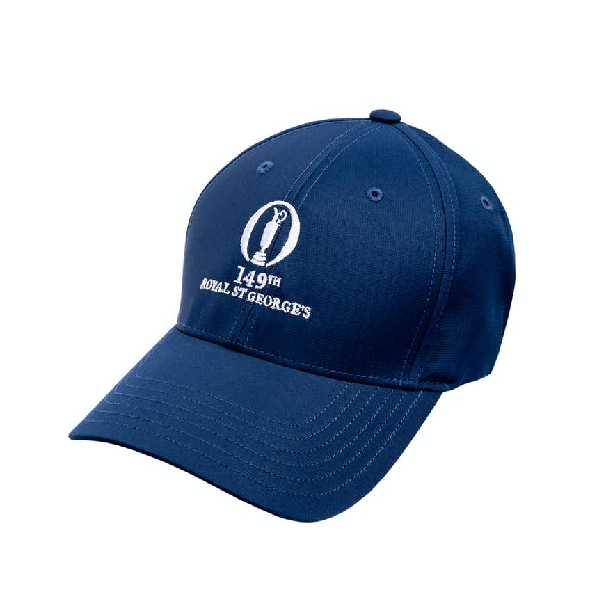 149th Royal St George's adidas Performance Baseball Cap - Blue