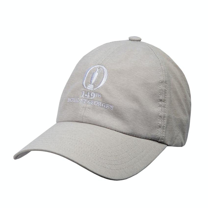 149th Royal St George's adidas Performance Baseball Cap - Grey 0