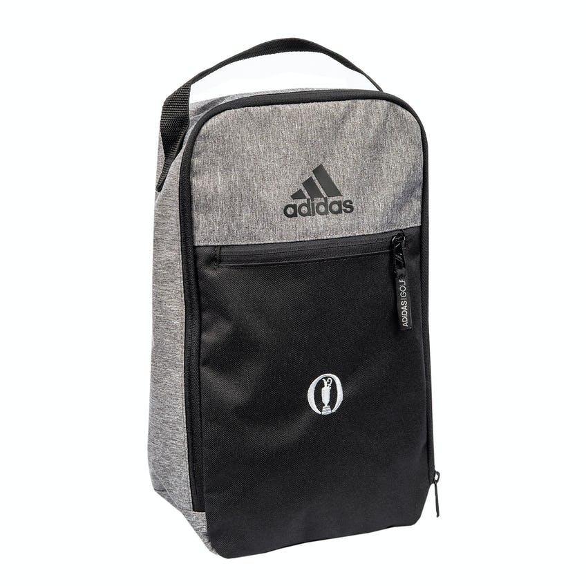 The Open adidas Shoe Bag - Black and Grey