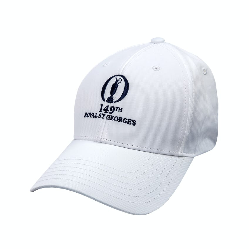 149th Royal St George's adidas Performance Baseball Cap - White
