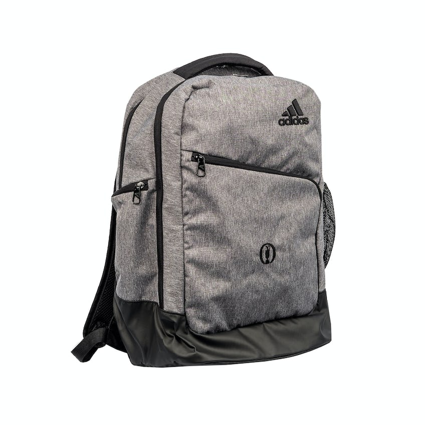 The Open adidas Premium Backpack - Grey