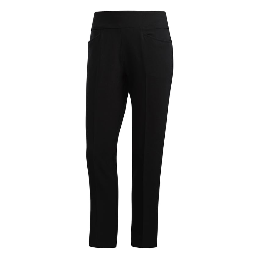 adidas Cropped Golf Trousers - Black